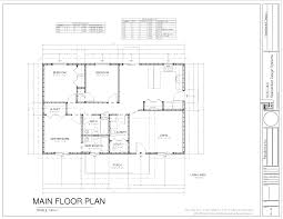 ranch house plan pdf blueprint construction documents 19 home