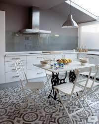 idee carrelage cuisine carrelage pour sol de cuisine 87455 1490043 lzzy co