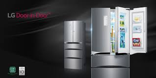 Refrigerator Lg French Door Lg Fridge Freezers Tall Narrow U0026 Wide Refrigerators Lg Uk