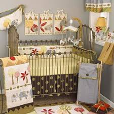 baby elephant crib u0026 nursery bedding sets