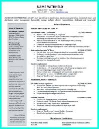 Maintenance Description For Resume Inspiring Case Manager Resume To Be Successful In Gaining New Job