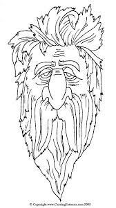Wood Carving Ideas For Beginners by Carving The Relief Wood Spirit By L S Irish Lsirish Com