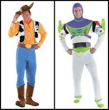Toy Story Halloween Costumes Bud Duo Costumes Halloween Costumes Blog