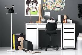 ikea rangement bureau bureau avec rangement ikea micke mobilier de bureau comprenant