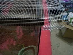 how to make a reptile terrarium lid hunker