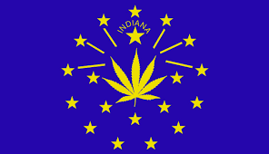 Indiana Flag Images Will Indiana Have Medical Marijuana In 2018 Potnetwork