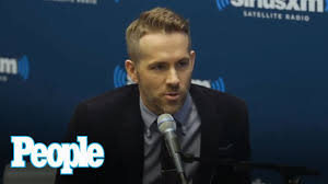ryan reynolds on deadpool and worshipping his daughter people