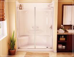 4 shower stall kit bathroom remodeling shower stall ideas