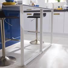 joue meuble cuisine joue meuble bas de cuisine bleu nuit graphic l 65 x h 70 cm leroy