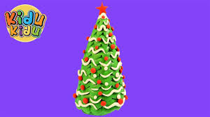 Homemade Christmas Tree Decorations Dough Play Dough How To Make Christmas Tree Play Doh Xmas Creations