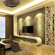 Wallpaper For Living Room The Wallpaper - Wallpaper designs for living room