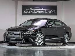 lexus lx 460 for sale 2015 lexus ls 460 l pre owned luxury car dealer chicago and