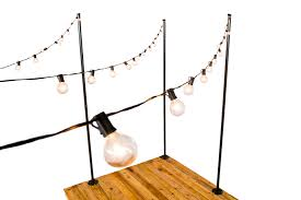 Poles For String Lights by Pole Lighting Stand Shop Iyn Stands