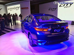 2017 honda city price specifications mileage features images