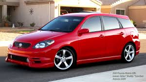 toyota matrix xrs redtrixxrs 2003 toyota matrix specs photos modification info at