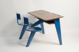 Kid Desk L Design L été De Jean Prouvé Beautiful Design And Culture