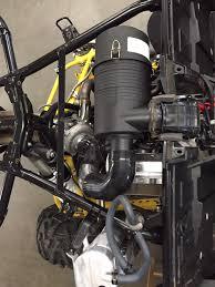 Dodge Challenger Turbo Kit - more boost it yxz turbo kit details