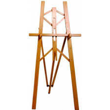 easel wooden stand view specifications details of wooden stand