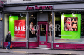Ann Summers Covent Garden - london shops