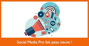 nouveau si e social nouveau site pour l agence social media pro