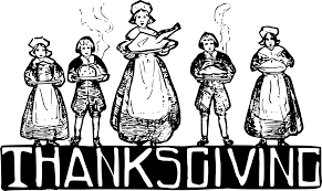 clipart thanksgiving pilgrims