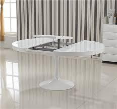 table de cuisine blanche avec rallonge table ronde blanche avec rallonge table cuisine extensible