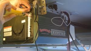 2 Door Garage by Nexx Garage Install Step 2 Device Connection To Garage Door