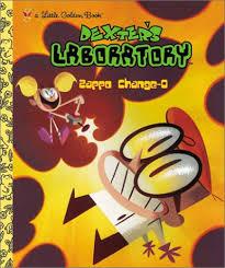 dexter u0027s laboratory zappo change genndy tartakovsky