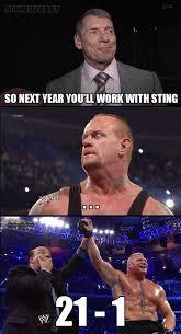 Undertaker Meme - undertaker wrestlemania meme pro wrestling pinterest undertaker