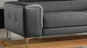 canap cuir gris clair kivik canap 3 places orrsta gris clair ikea dans canapé gris 3