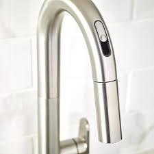 No Touch Kitchen Faucets Touch Sensor Kitchen Faucet Images Of Artistic No Touch Kitchen