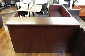L Shaped Reception Desks L Shaped Reception Desk Dimensions Greenville Home Trend Cool