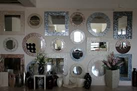 decor mosaic mother of pearl mirror and interior paint ideas with