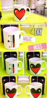 how to make diy color changing mugs video tutorial
