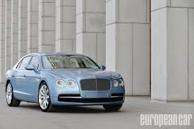 bentley flying spur 2014 2014 bentley flying spur european car magazine