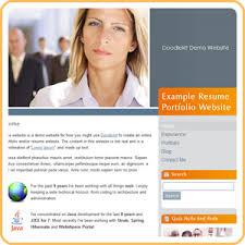 Create Online Resume Website by Homely Design Resume Sites 12 5 Top Resume Builder Sites To Create
