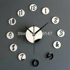 wall clocks canada home decor decorative wall clocks large inch decorative with decorative glass