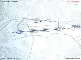 Kaiserslautern Germany Map by Ramstein Air Base Military Airfield Directory