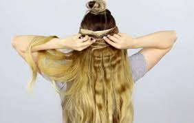 hair extensions uk here s what 100 layers of uk hair extensions looks like cheap