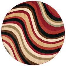 Red Round Rug Buy 7 U0027 Round Rugs From Bed Bath U0026 Beyond