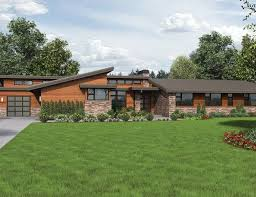 Modern Farmhouse Ranch 532 Best Houses Images On Pinterest Architecture Home Plans And