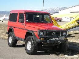 mercedes 280 ge 1984 mercedes 280ge 4x4 g wagon 4x4 mercedes