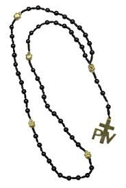 rosary store rosary necklace accessory the veil accessories online