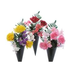 cheap silk flowers 3 alternatives to artificial flowers at gravesites if you