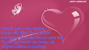 marriage congratulations message wedding congratulations wishes quotes and messages marriage