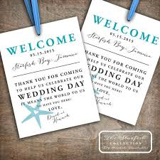 welcome to our wedding bags best welcome to our wedding gift bags sheriffjimonline