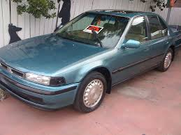 1991 honda accord 1991 honda accord 4door for sale