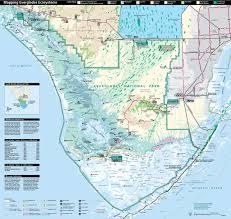 National Park Map Usa by Everglades National Park National Park Service Sites In Florida