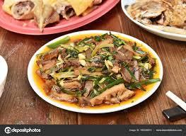 sichuan cuisine food sichuan cuisine sliced beef tongue chilli sauce mrs