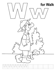walk free alphabet coloring pages alphabet coloring pages of